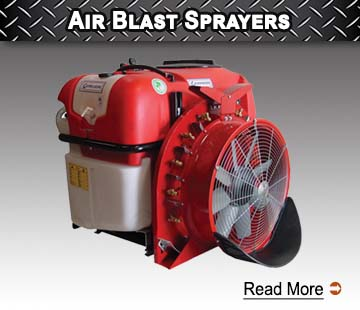 Air Blast Sprayer