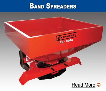 Band Spreaders