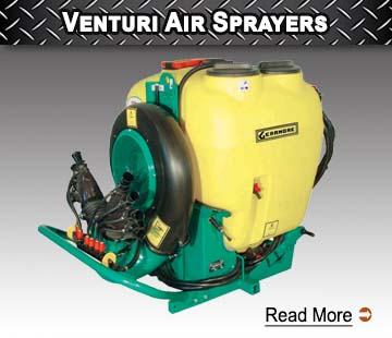 Venturi Air Sprayers