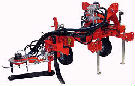 One Row In-row Cultivator